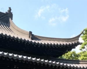 泰州孔庙大成殿修缮